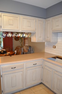 Painted & Glazed Cabinetry