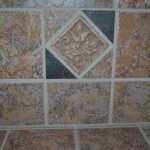 Tiles before Repainting